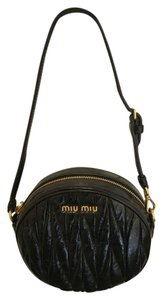 Miu Miu Designer Leather Baguette