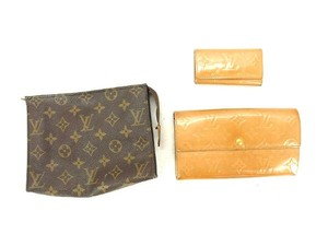 Louis Vuitton Wallet & Pouch Wholesale Set 212698