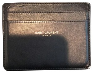 Saint Laurent ysl Barca card holder