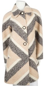 M Missoni Pea Coat