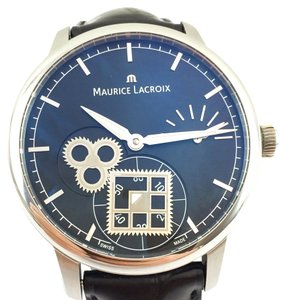 Maurice Lacroix #9833 Masterpiece Square wheel Carree seconde manual 43mm