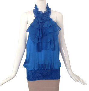 bebe Top Royal blue