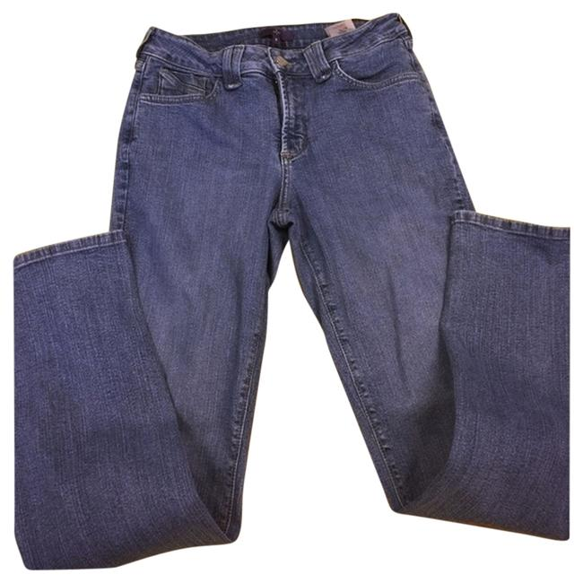 Item - Medium Wash Not Your Daughter's Skinny 8 Straight Leg Jeans Size 32 (8, M)
