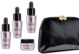 Saint Laurent YSL beaute' Forever Youth Liberator Serum moisturizing set + gifts