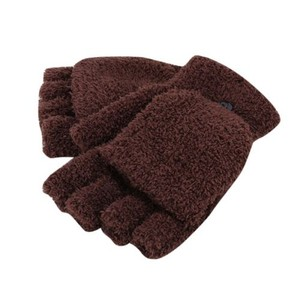 Other NIP Fingerless Gloves to Mittens Soft Warm Fleece Free Shipping