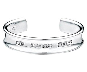 Tiffany & Co. Tiffany & Co 1837 CUFF BRACELET For Up To 7