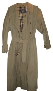 Burberry Bruberry Trench Coat