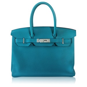 Herms Birkin Birkin 30 Togo Shoulder Bag