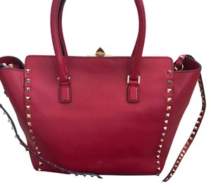 Valentino Tote in Red