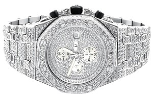 Other Iced Mens Jewelry Unlimited Jojino Joe Rodeo Simulated Diamond Watch