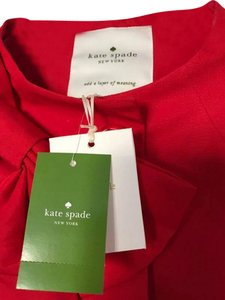 Kate Spade red Jacket