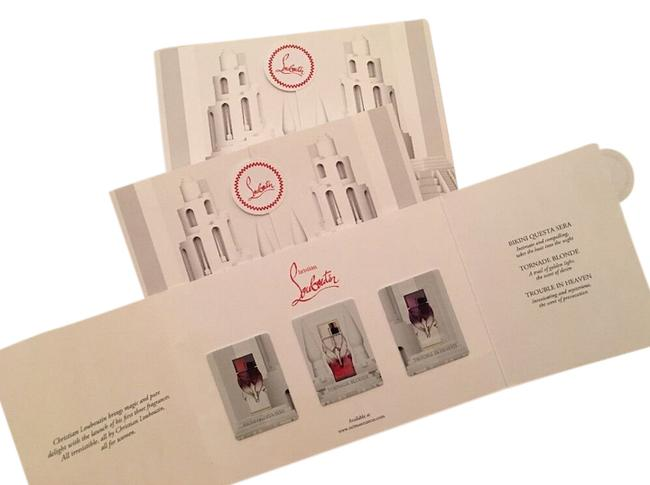 Item - Red White and Gray Packaging 4 Perfume Edp Trio Fragrance