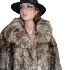 hand made from Germany Fur Coat