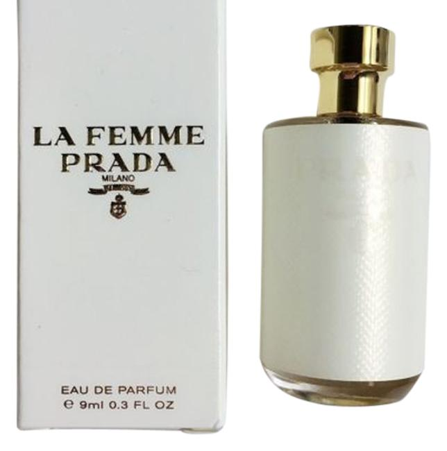 Item - White and Silver Packaging La Femme Eau De Parfum Edp Mini Fragrance