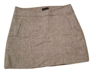 The Limited Mini Skirt Brown