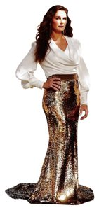 Dolce&Gabbana Dolce & Gabbana Dress Sequin Maxi Skirt