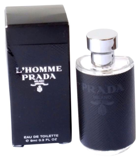 Item - Black and Silver Box L L'homme Eau De Toilette Edt Mini Fragrance