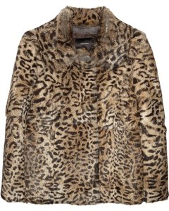 Isabel Marant Fur Winter Runway Fur Coat