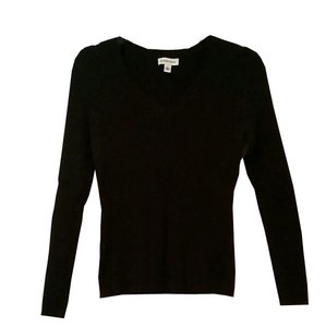 Mossimo Supply Co. Ribbed V-neck Sweater