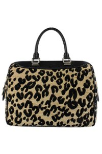 Louis Vuitton Limited Edition Stephen Sprouse Speedy Satchel in Leopard