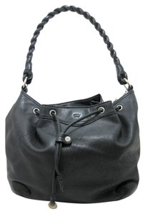 Braun Buffel Leather Shoulder Bag