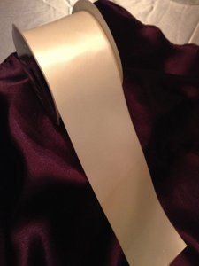 Celebrate It Occasions Brand New Ivory Ribbon
