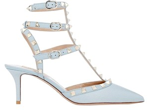 Valentino Rockstud blue Pumps