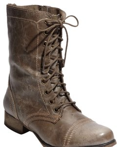 Steve Madden Olive/ Army Green Boots