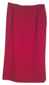 Valentino Skirt Red