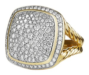 David Yurman David Yurman Yellow Gold Albion Ring
