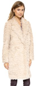 Elizabeth and James Burberry Iro Vince Tory Burch Dvf Fur Coat