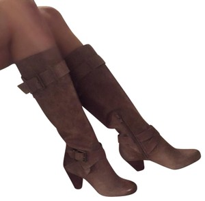 Arturo Chiang Taupe Boots