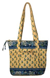 Vera Bradley Tote in yellow and black
