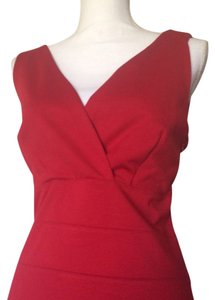 Guess short dress Red Bocon Bandage on Tradesy