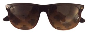 Ray-Ban Ray Ban Brown Gradient Sunglasses
