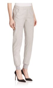Vince Jogger Chic Weekend Relaxed Pants Heather gray