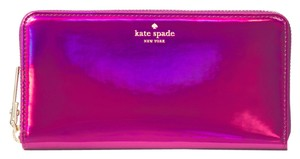 Kate Spade Rainer Lane Iridescent Wallet Bajarose