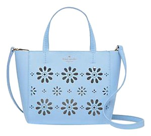 Kate Spade Crossbody Satchel in sky blue