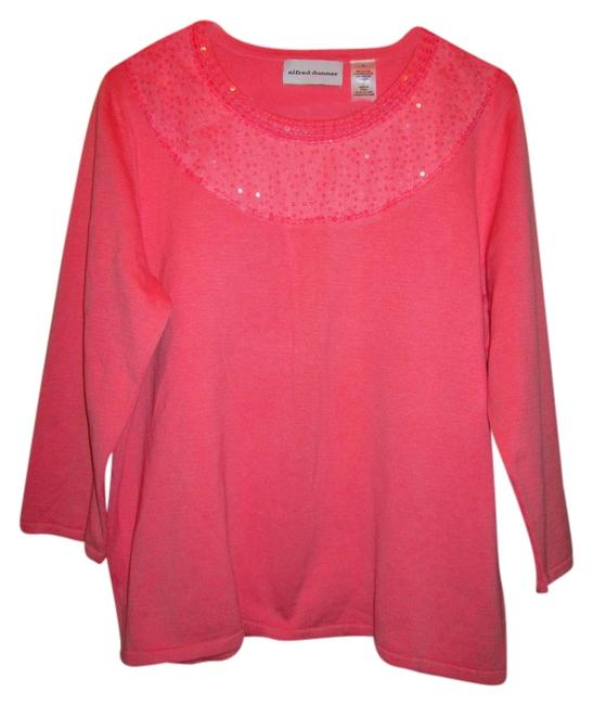 Preload https://item1.tradesy.com/images/alfred-dunner-mauve-sweaterpullover-size-14-l-2039880-0-0.jpg?width=400&height=650