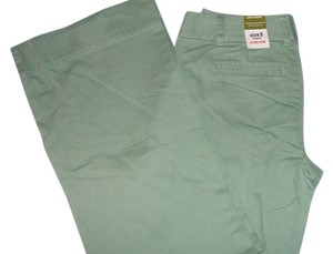 Old Navy Khaki/Chino Pants green