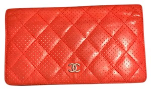 Chanel Perforated Lambskin