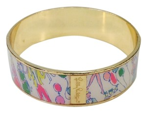 Lilly Pulitzer Lovely Lilly Pulitzer Balloon Celebration Bangle Bracelet See