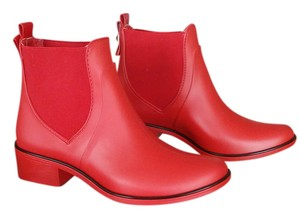 Kate Spade Red Boots