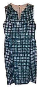 Kate Spade short dress Blue Classy on Tradesy