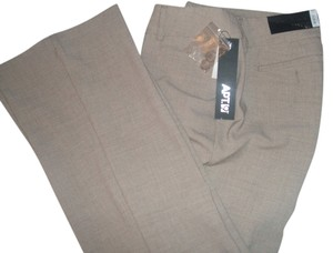 Apt. 9 Trouser Pants Tan