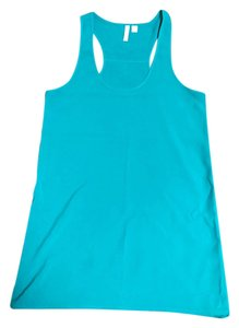 Frenchi Turquoise Top Teal