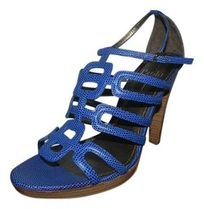 Linea Paolo Blue Sandals