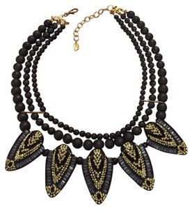 Anthropologie Anthropologie Layered Islette Necklace David Aubrey