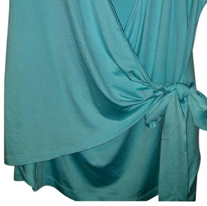The Paragon Top Turquoise