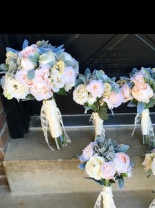 Bride/bridesmaid Bouquets